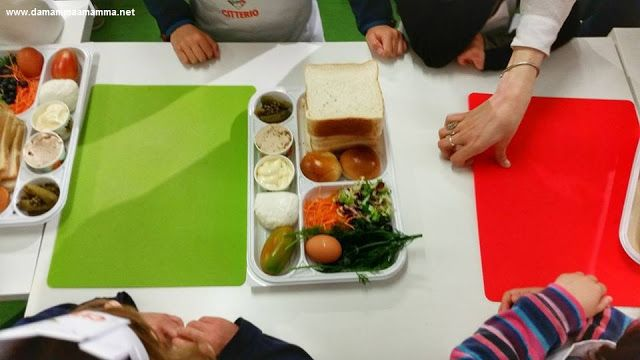 Da Mamma a Mamma.: Laboratorio creativo per bambini alla Milano Food ...