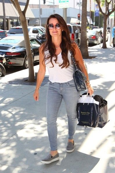 Kyle Richards Photos - Kyle Richards in Beverly Hills - Zimbio