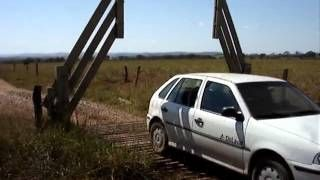 Farmer's Clever Automatic Gate