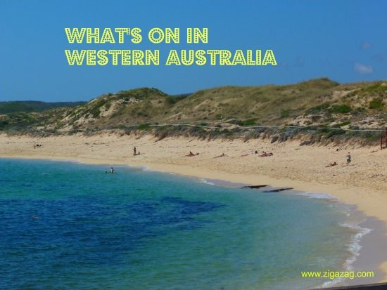 Australian-Holidays, What's on in Western Australia