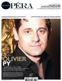 Opéra Magazine #87 : Olivier Py