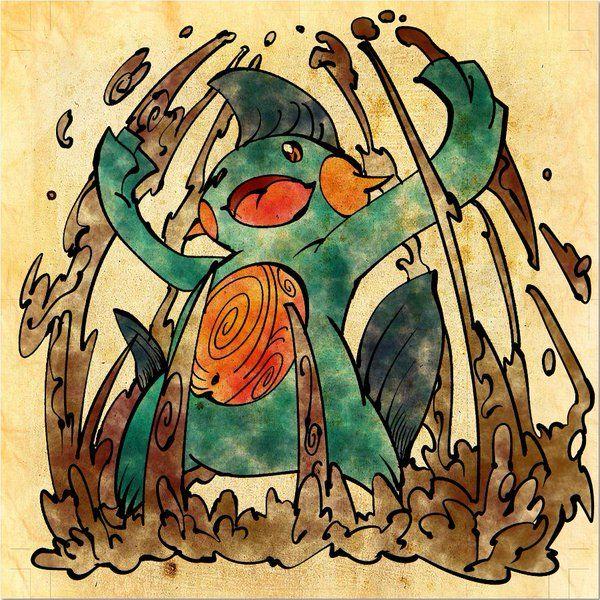 Mudkip | Pokédex | More at Pokemon.com