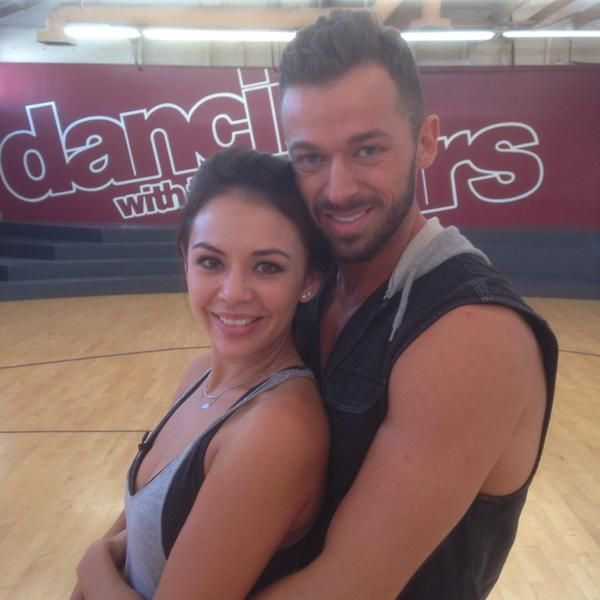 Dancing With the Stars 2014: Janel Parrish and Artem Chigvintsev's Week 5 Burlesque (VIDEO)