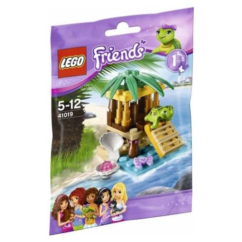 Lego Friends kilpikonna (myydään pusseissa)