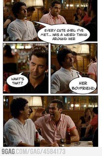 Bollywood Meme win!