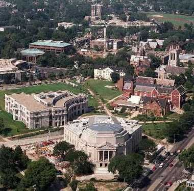 Case Western Reserve University- where I worked for 15 years after veterinary school studying cystic fibrosis lung disease. Very One Health.
