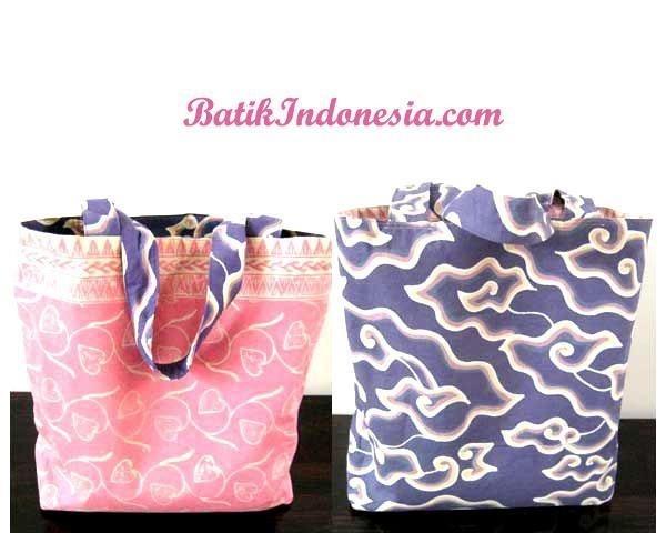 Batik bag ILOVEINDONESIA