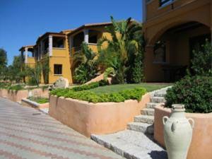Italy Accommodations - Sardinia Ogliastra  Tour The 4 Star Hotels in Arbatax  Hotel Club Saraceno     hotels in arbatax sardinia italy resorts saraceno hotel