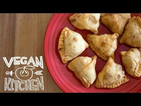 あつあつほっこり!皮から手作りサモサ!!:How to make samosa | Vegan Kitchen with ayano hayasaki - YouTube