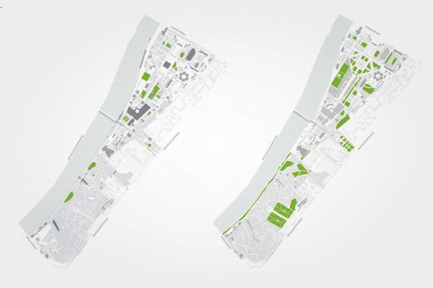 LDA -- концепция парка Горького- схема 3