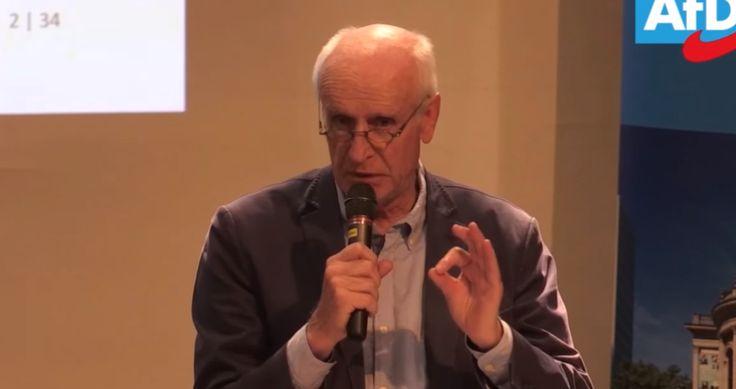 (Hans Penner) Ein offener Brief von Dr. rer. nat. Hans Penner an den von den Altparteien mit allen nur möglichen Aktionen als Bundestagspräsidenten verhinderten Bundestagsabgeordneten Albrecht Glas…