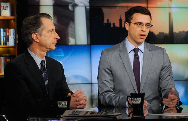 """Ezra Klein Finds Conversations About the Future of Journalism """"Tiresome""""   Washingtonian"""
