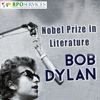 Congratulations to @bobdylan ! The first ever song writer to win #NobelPrize for literature.