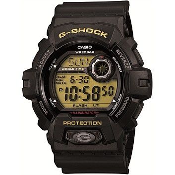 Sport Watches - Rebel Sport - GSHOCK Shock Resistant Digital Watch G8900 1D