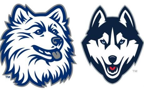 UConn Huskies Rembrandt.                           I like the old one better.
