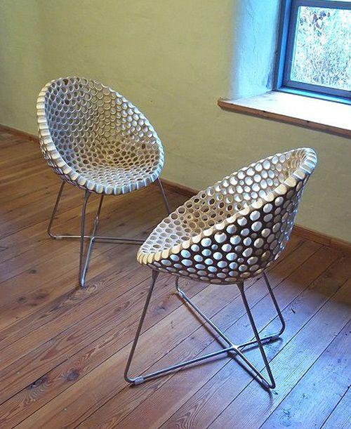 Colección de muebles de diseño ecológicos del 2012 por Flohr Diseño ~ Tendencias en Muebles | Oficina, Cocina, Baño y Jardín