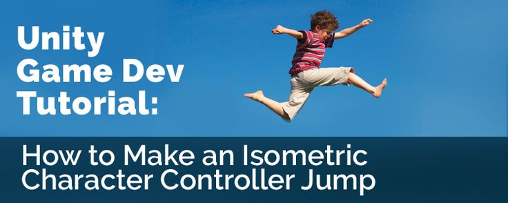 Making an Isometric Character Controller Jump in Unity