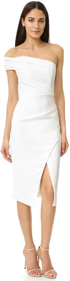 Love this dress. Perfect white night out dress