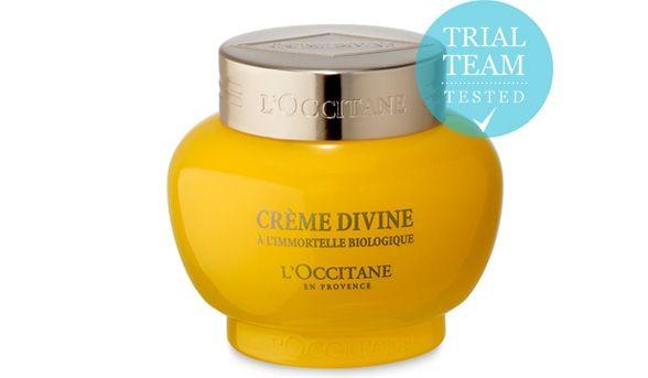 L'Occitane Immortelle Divine Cream reviews | Best anti-ageing moisturisers | Top collagen-boosting products