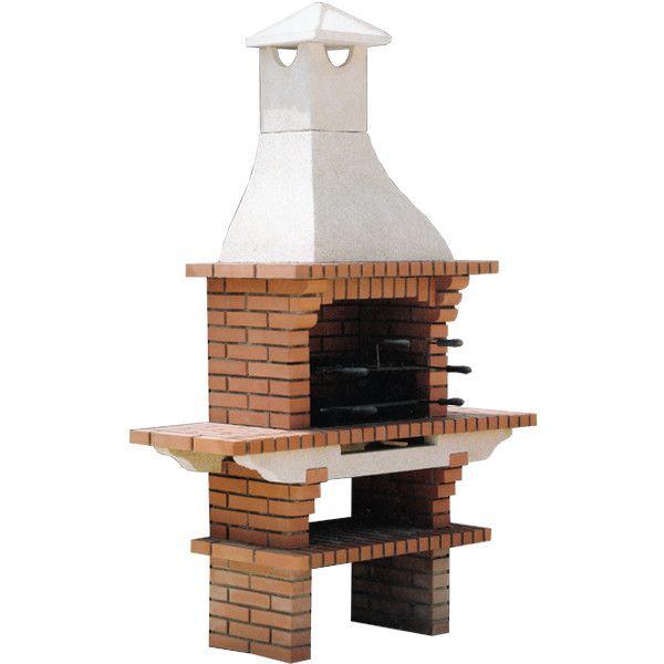 les 25 meilleures id es concernant barbecue en brique sur pinterest construire un barbecue. Black Bedroom Furniture Sets. Home Design Ideas