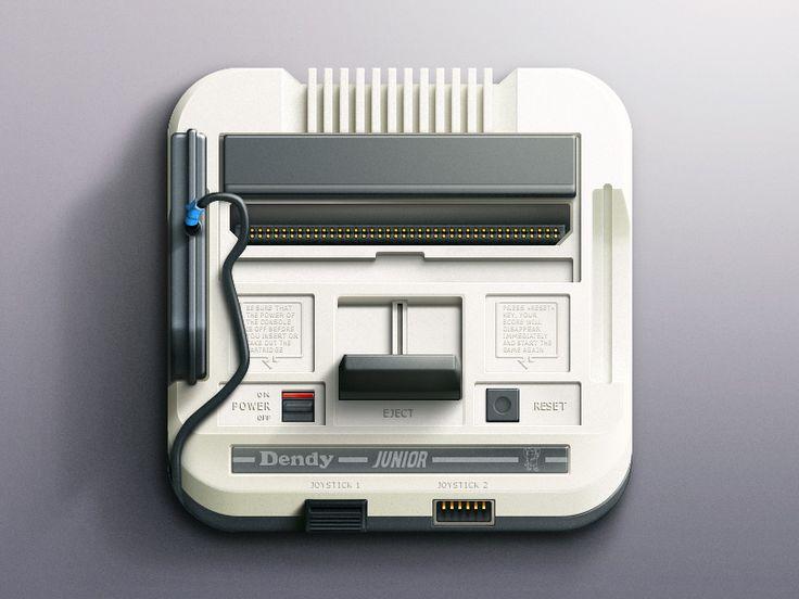 Dendy Icon
