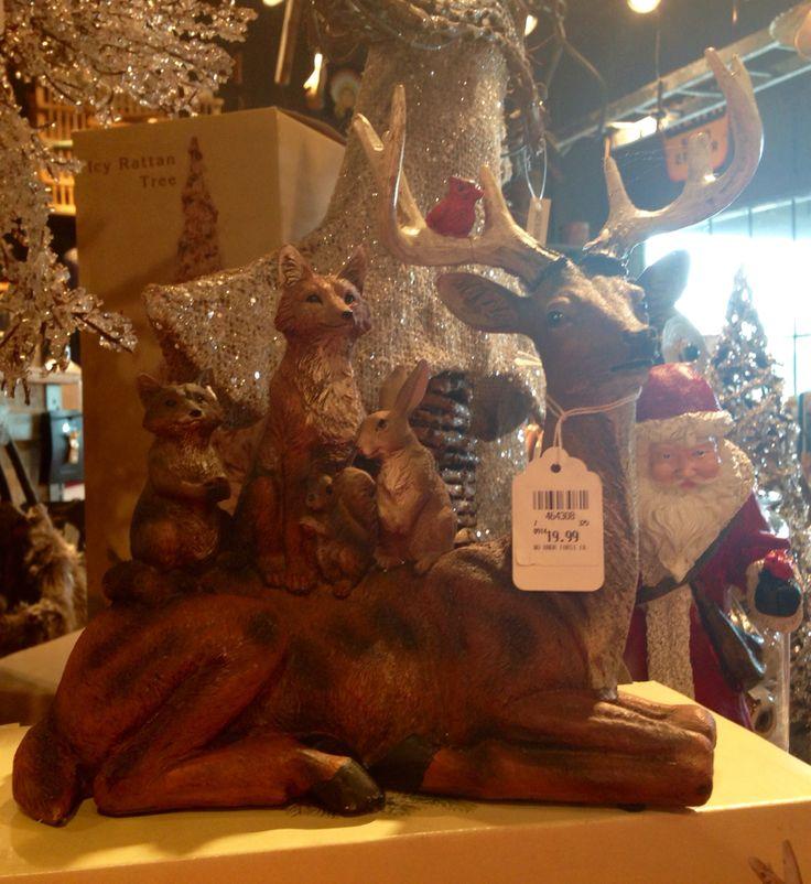 Christmas Display/Cracker Barrel Gift Shop