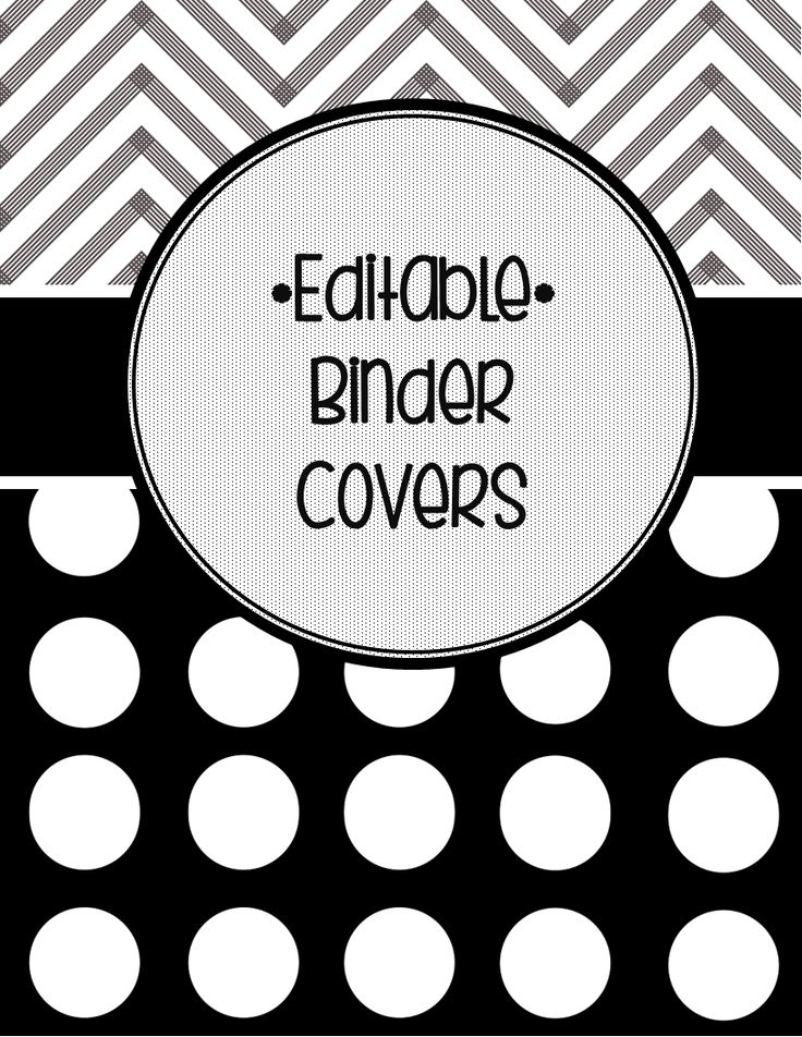 Black And White Chevron Binder Cover : Images about school k on pinterest white pencil