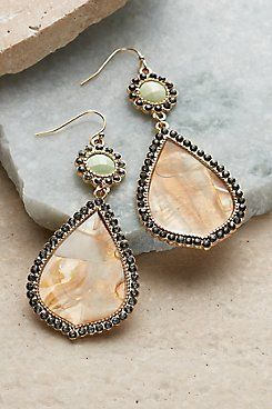 Marcy Earrings from Soft Surroundings
