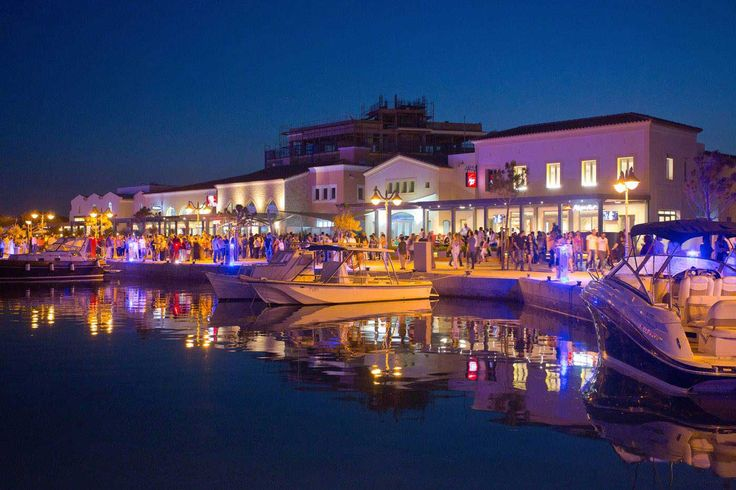 Limassol Marina, near the old town in #Limassol, #Cyprus