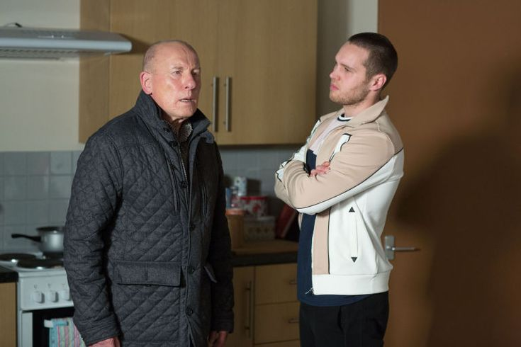 EastEnders Ted Murray faces accusations from the Taylor family next week