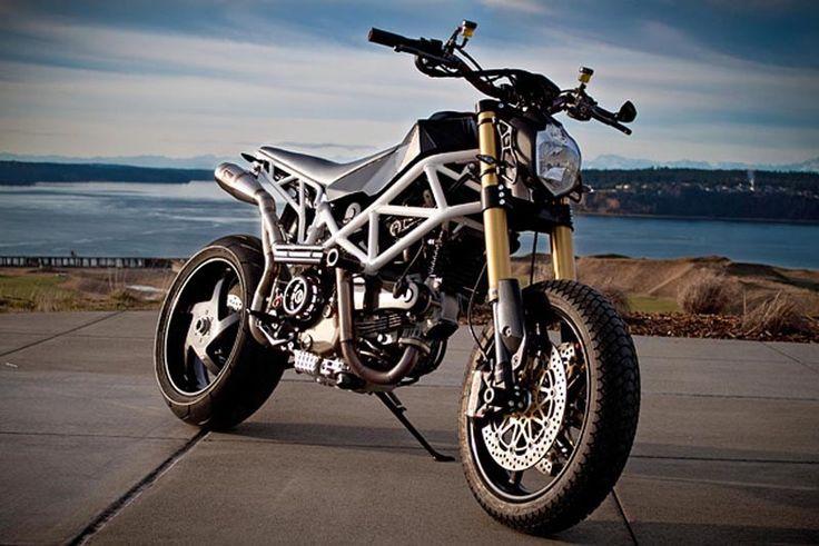 Ducati Hypermotard custom | MCN