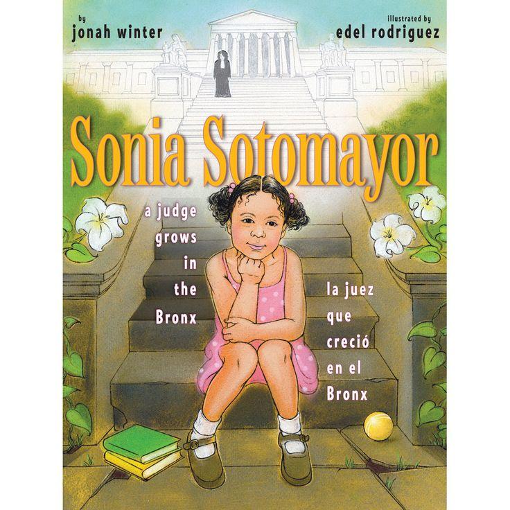 Sonia Sotomayor (Hardcover)