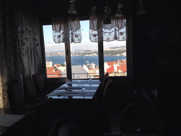 Cihangir 5.kat Cafe&Restaurant/İstanbul/Turkey
