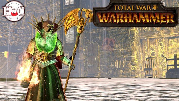 Altdorf Adventures Live Stream - Total War Warhammer Online Battle 219 (Heir is Live.)