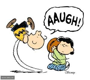 Funny Humor Laugh Charlie Brown Lucy Football Peanuts Funny Humor Laugh