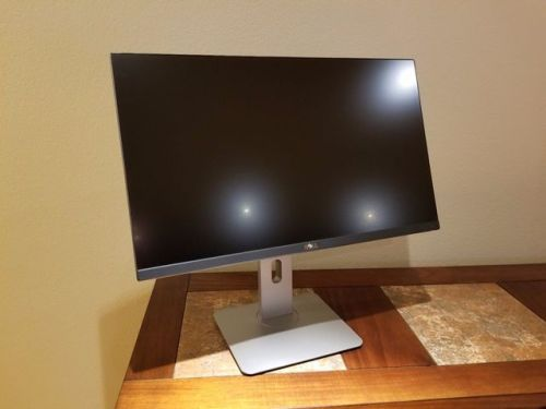 "Dell U2515H 25"" Widescreen LED Backlit LCD Monitor..."