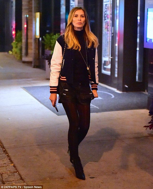 Chic Carole: Frankel celebrated her milestone birthday at the Gansevoort Hotel in New York...