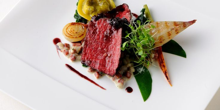 Gary Jones, head chef at the famed Le Manoir, shares a divine Wagyu beef recipe with Great British Chefs, serving the prized cut with oxtail and barley