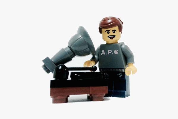 APC X LEGO