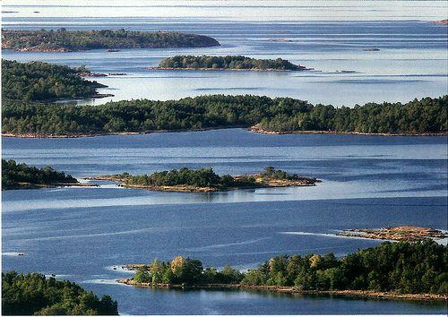 Åland islands Finland - naturmiljöer från Åland, Saltvik - Municipalities of Åland:  Brändö, Eckerö, Finström, Föglö, Geta, Hammarland, Jomala, Kumlinge, Kökar, Lemland, Lumparland, Mariehamn,Saltvik, Sottunga, Sund, Vårdö.