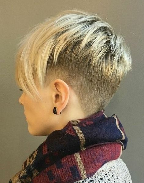 Cool Short hair styles
