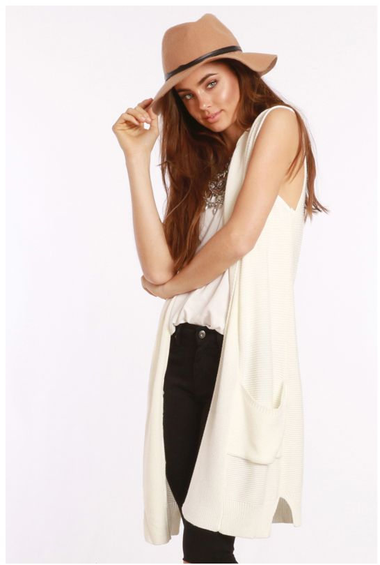 Wilde Heart - Walkaway Hooded Vest