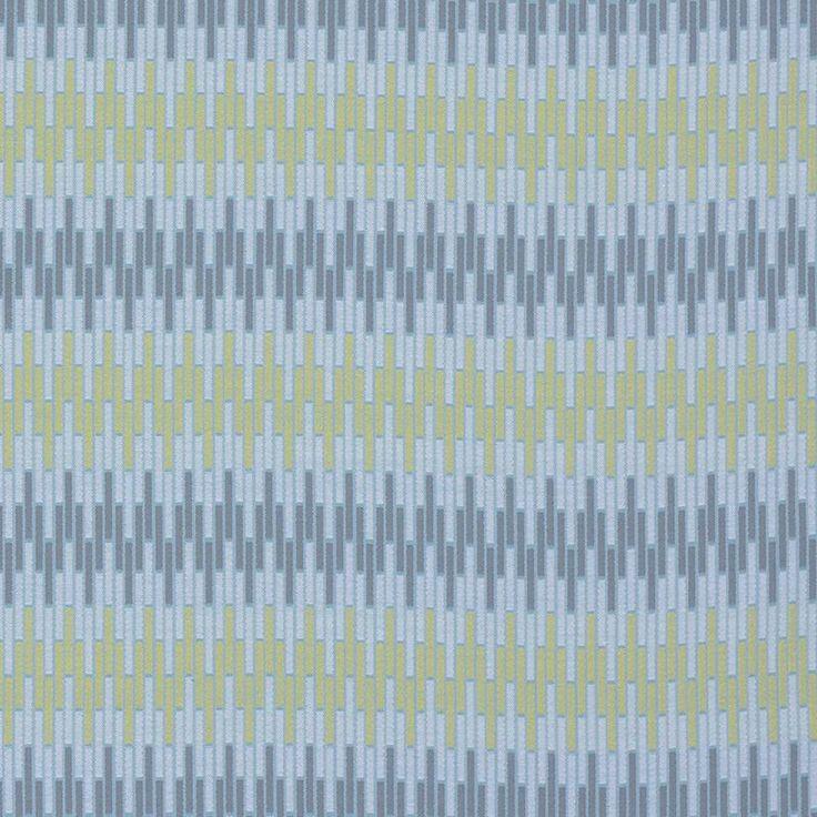 Warwick Fabrics : MYRA, Colour AQUA