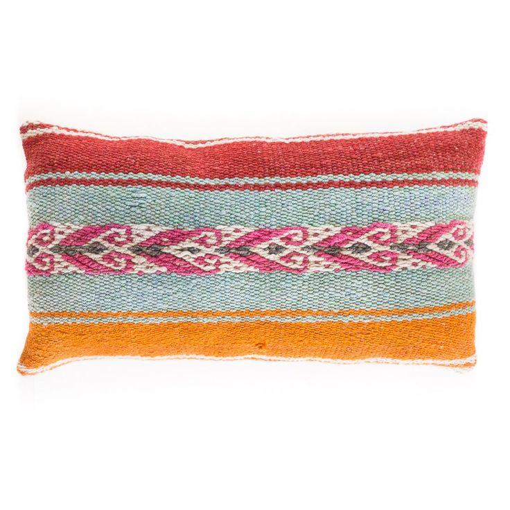 Frazada Lumbar Pillow - Sedona    Keeka Collection