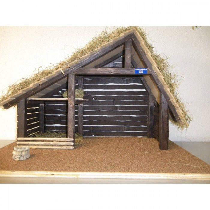 Kerststal Maken Google Zoeken Rommel Pinterest Christmas Nativity Nativity Stable And Xmas
