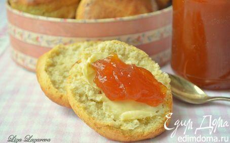 Традиционные английские лепешки для чаепития (Готовим с HQC) | Кулинарные рецепты от «Едим дома!»