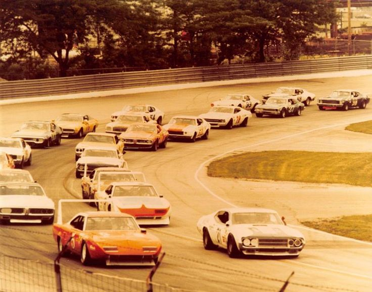 Milwaukee Mile 1972