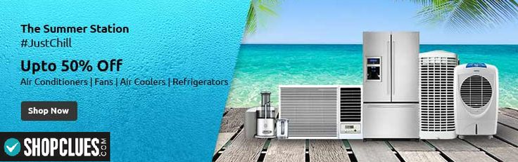The Summer Station Justchill Upto 50 Off On Air Coolers Air