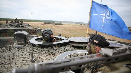 """Europe & Canada to increase defense spending by $12bn following Trump pressure – NATO chief https://tmbw.news/europe-canada-to-increase-defense-spending-by-12bn-following-trump-pressure-nato-chief  Published time: 28 Jun, 2017 11:49European NATO allies and Canada will spend around $12 billion more on combined defense spending this year, the alliance's chief has announced. It comes after US President Donald Trump lambasted NATO members for not paying their fair share.""""In 2017, we foresee an…"""
