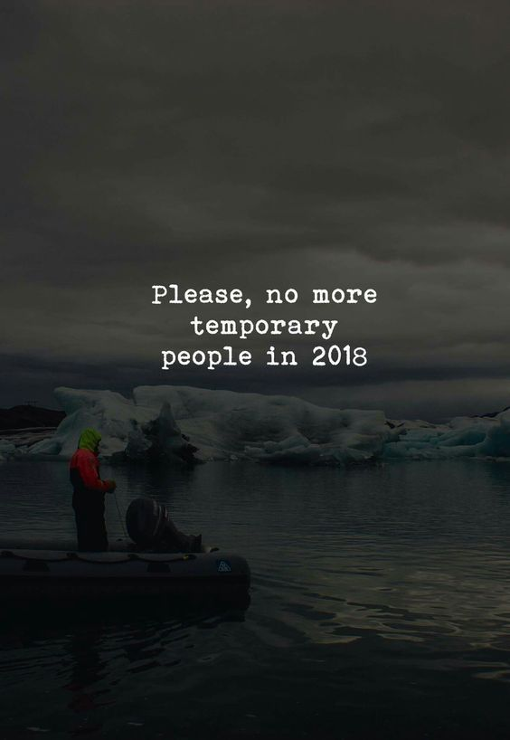 41 Positive Quotes and Affirmations for a Good 2018 It can't hurt, right? That's a simple way of thinking how to act. Sometimes bending is needed. You'll know how to do it, and you can do it again. 2018 has so much possibility. Sometimes it's just not needed to be on screens. You're going to …